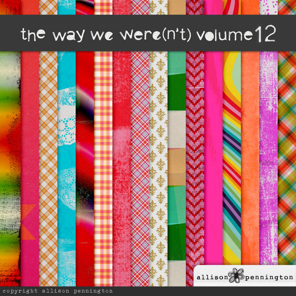 The Way We Were(n't) Vol. 12