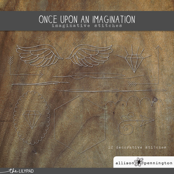 Once Upon an Imagination: Imaginative Stitches