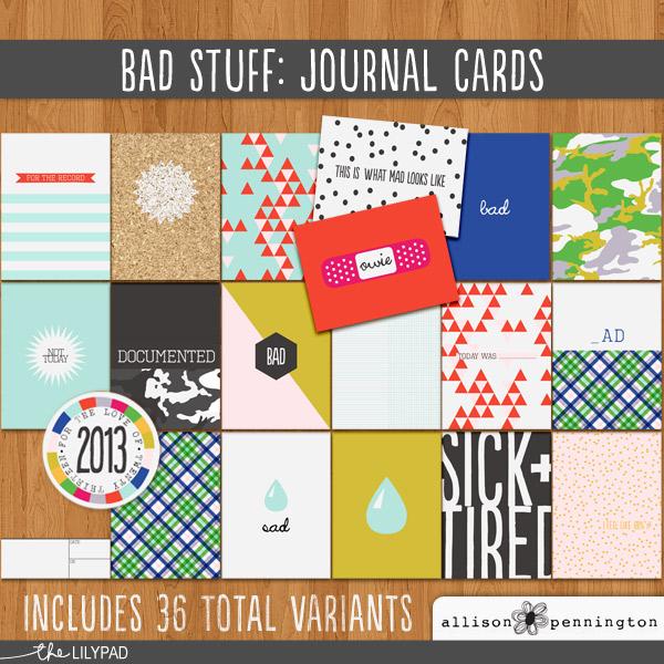Bad Stuff Cards