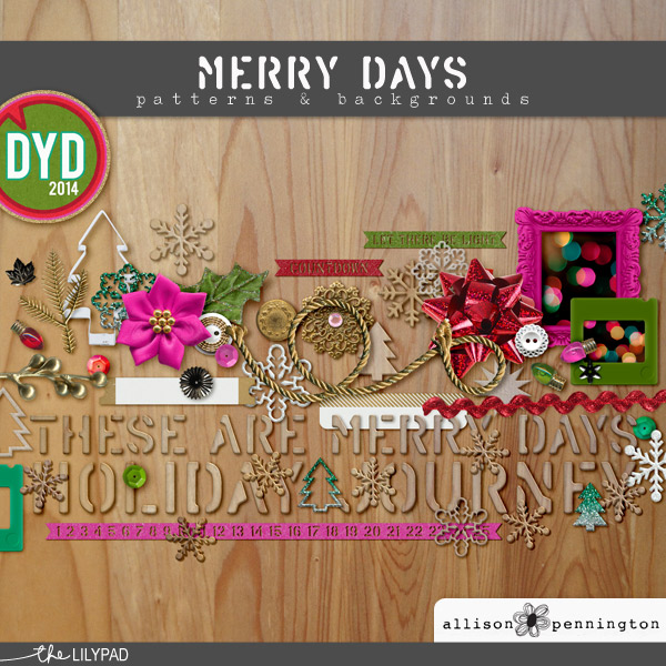 Merry Days: Trinkets