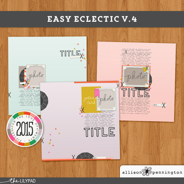 Easy Eclectic v.4