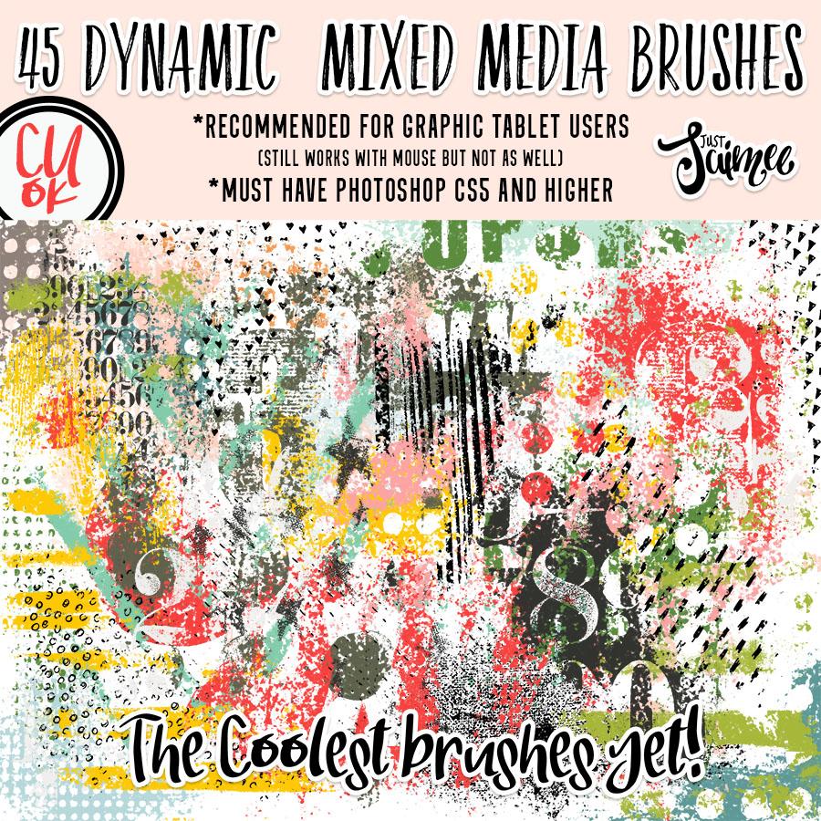 Dynamic Photoshop Brushes