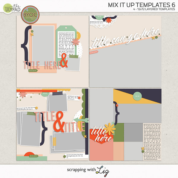 Mix It Up Templates 6