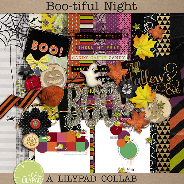 COLLAB: Boo-tiful Night