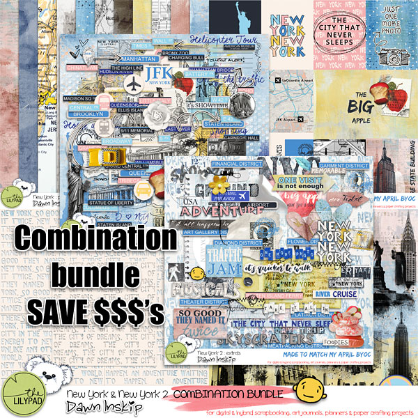 New York Combination Bundle