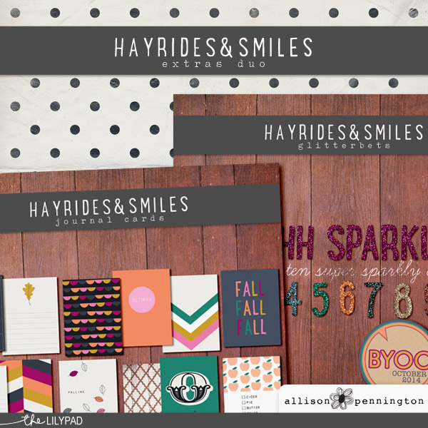 Hayrides & Smiles: Extras Duo