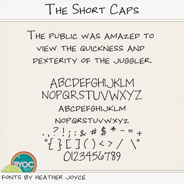 The Short Caps