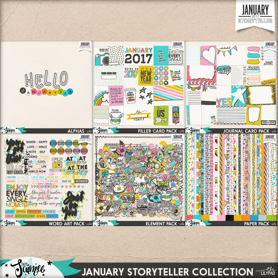 Storyteller 2017 January - The Collection