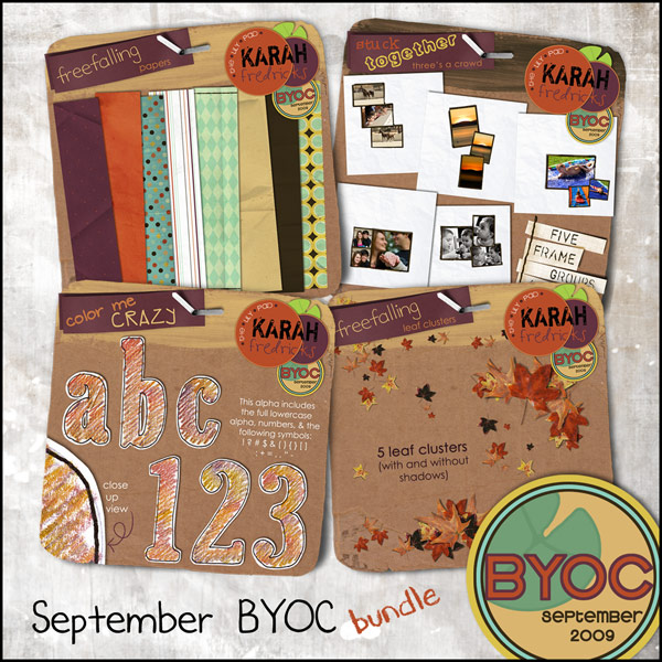 September BYOC Bundle