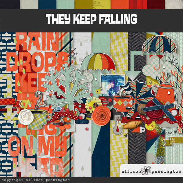 They Keep Falling: The Kit