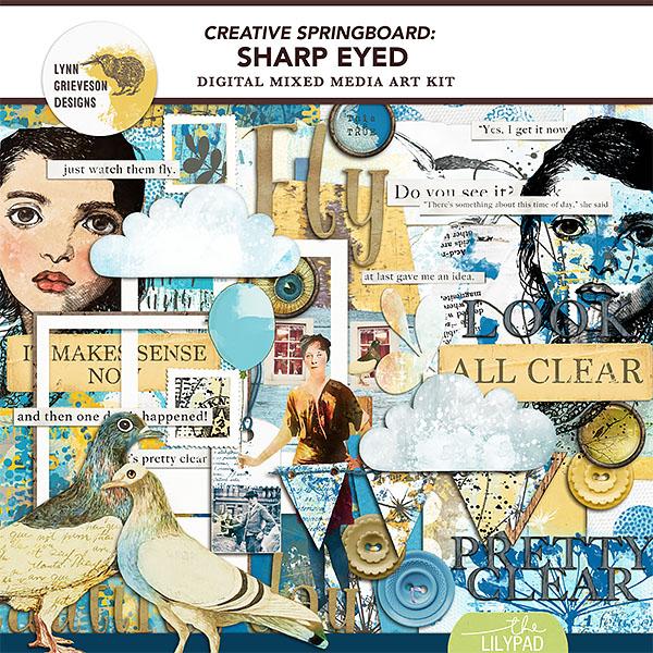 Sharp Eyed Kit