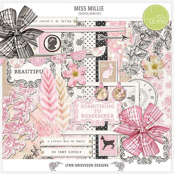 Miss Millie mini-kit