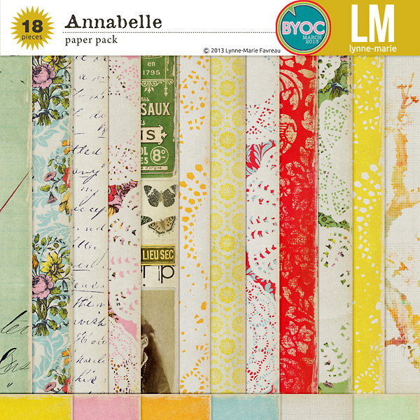 Annabelle papers