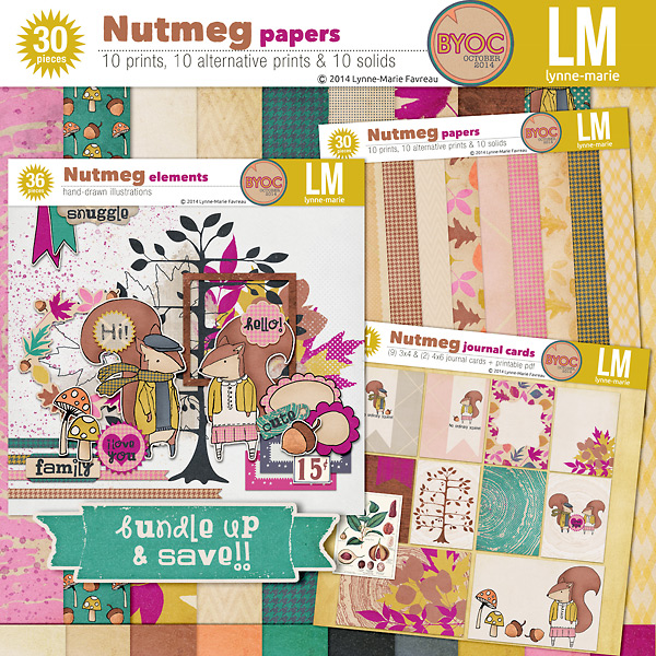 Nutmeg bundle