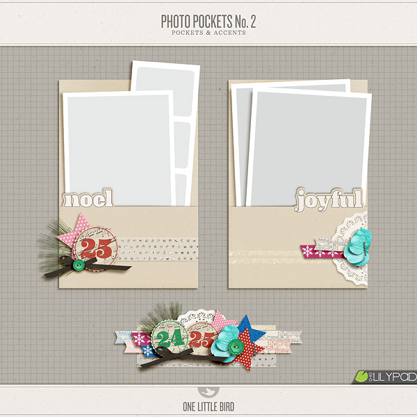 Photo Pockets No. 2