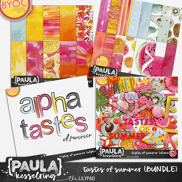 Tastes of Summer - Bundle