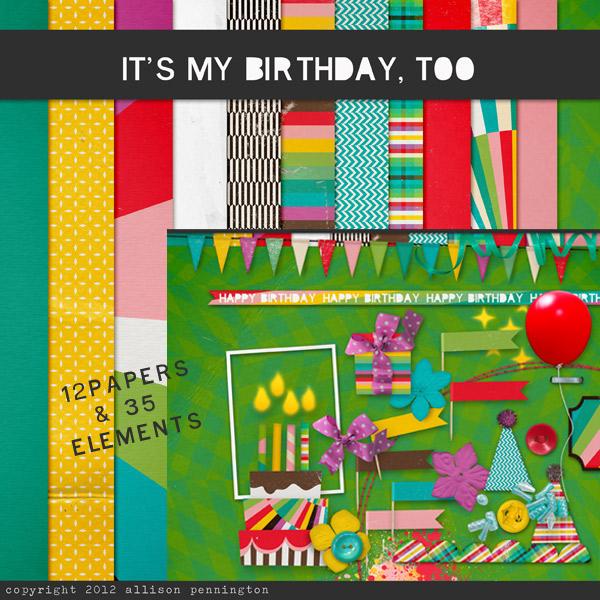 It's My Birthday, Too