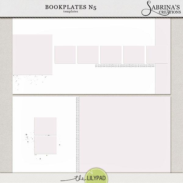bookplates n5. Black Bedroom Furniture Sets. Home Design Ideas