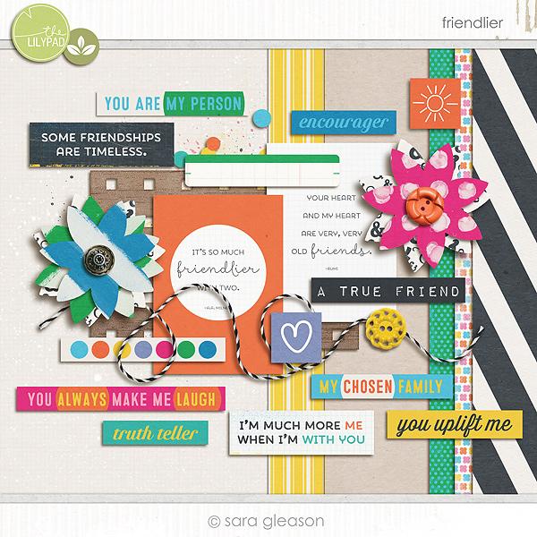 Digital Scrapbooking Kits | Scrapbook Kits – The Lilypad