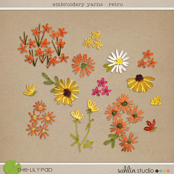 Element packs digital scrapbooking elements the lilypad