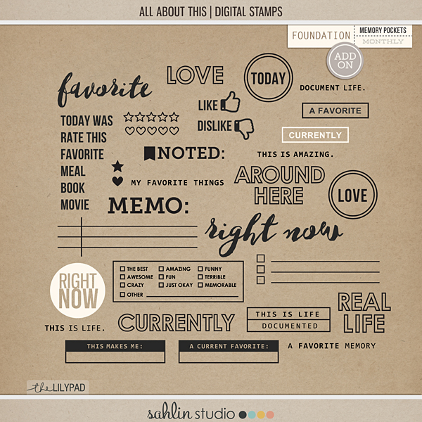 All About This (Digital Stamps)