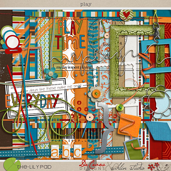Play by Sahlin Studio and Decrow Designs