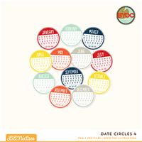 Date Circles 4
