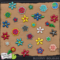 Bloomin' Baubles