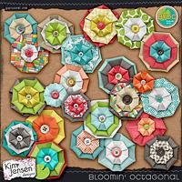 Bloomin' Octagonal