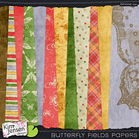 Butterfly Fields Papers