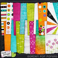 Garden Pop Papers
