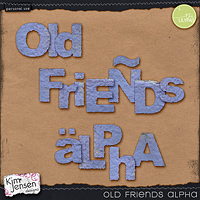 Old Friends Alpha