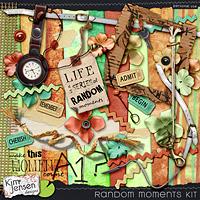 Random Moments Kit