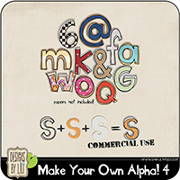 Make Your Own Alpha! 4 {CU}