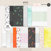 artiste | 6x8 Papers
