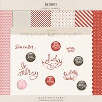 be merry (mini kit)