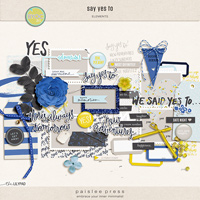say yes to (elements)