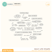 Daily Life Stamps