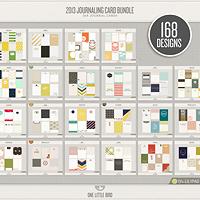 2013 Journaling Card Bundle
