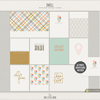 Dwell Journaling Cards