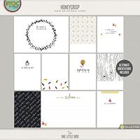 Honeycrisp Journaling Cards