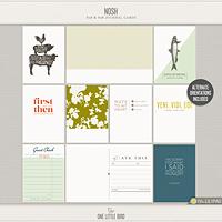 Nosh Journaling Cards