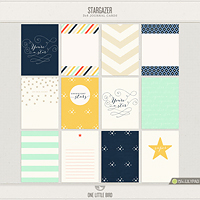 Stargazer Journaling Cards