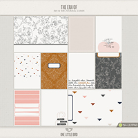 The Era Of Journaling Cards