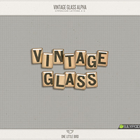 Vintage Glass Alpha