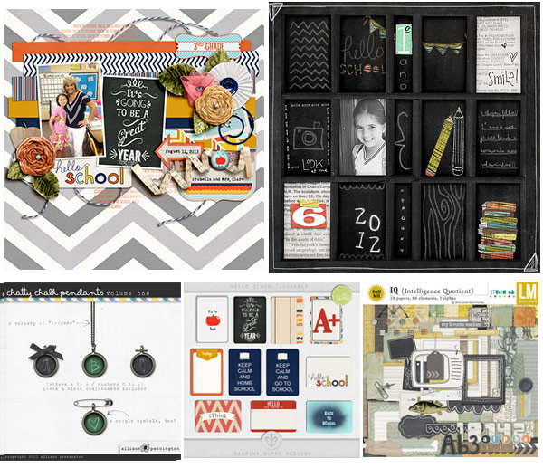 Trend Watch – Chalkboard