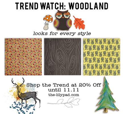 Trend Watch – Woodland