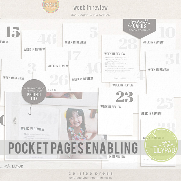 Pocket Pages and More Enabling