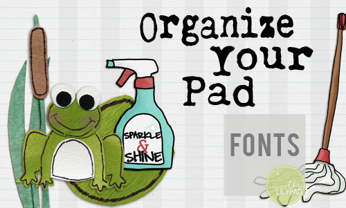 Organize_Graphic_fonts
