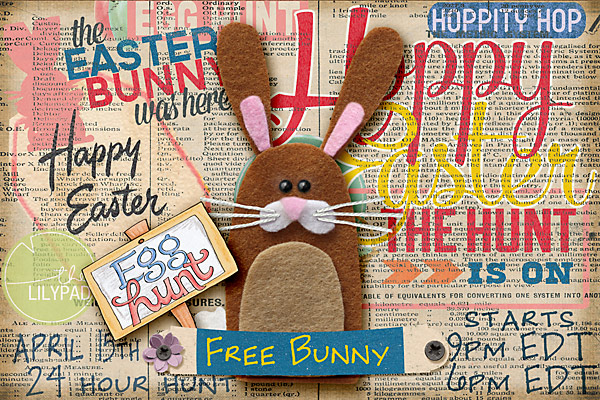 Easter Egg Hunt – 24 hours!